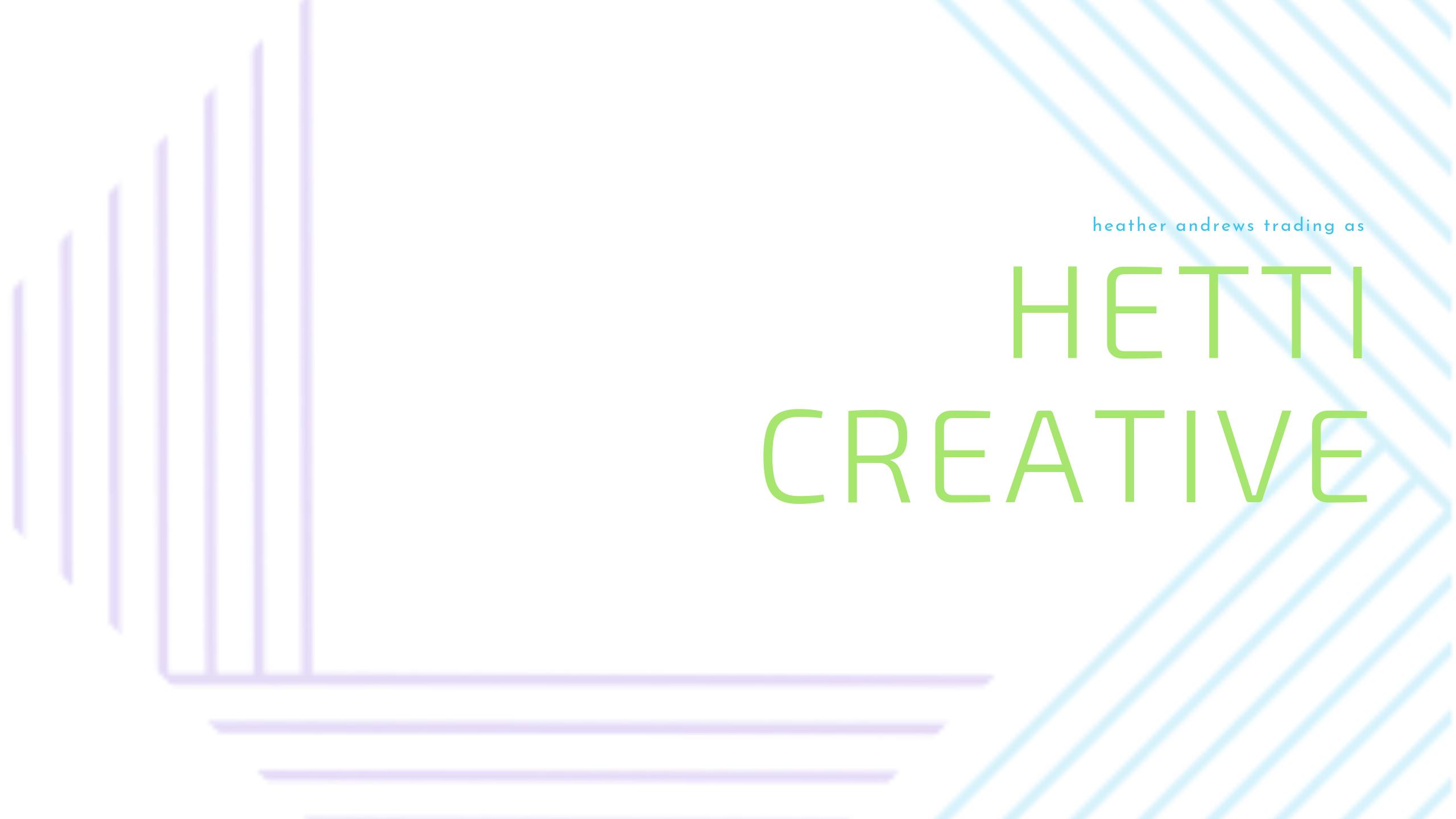 Hetti Creative Website